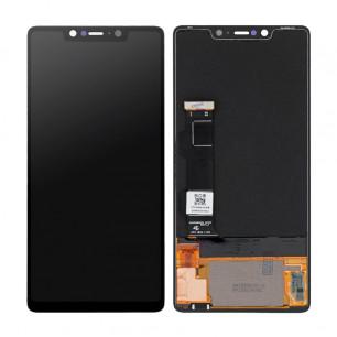 Дисплей Xiaomi Mi 8 SE, с тачскрином, Original, Black
