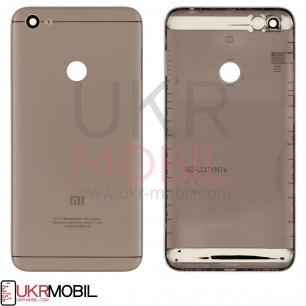Задняя крышка Xiaomi Redmi Note 5a Prime, Gold