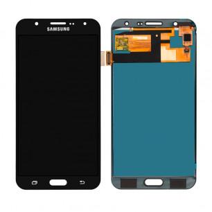 Дисплей Samsung J700 Galaxy J7, с тачскрином, TFT (с регулируемой подсветкой), Black