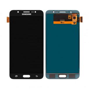Дисплей Samsung J710F Galaxy J7, J710H Galaxy J7 2016, TFT (подсветка - original), с тачскрином, Black