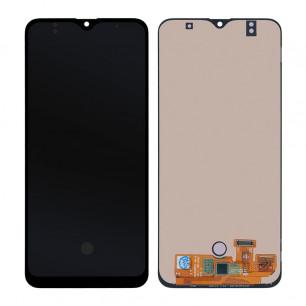 Дисплей Samsung A307 Galaxy A30s, с тачскрином, OLED, Black