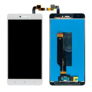 Дисплей Xiaomi Redmi Note 4x, с тачскрином, High Copy, White