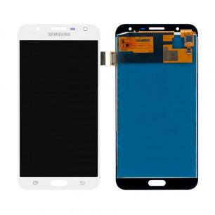 Дисплей Samsung J701 Galaxy J7 Neo, с тачскрином, TFT (с регулируемой подсветкой), White
