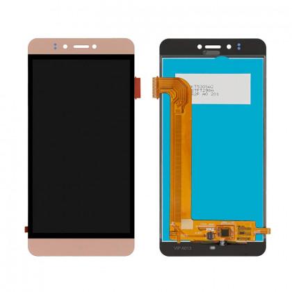 Дисплей Prestigio MultiPhone 3531 Muze E3, MultiPhone 7530 Muze A7, MultiPhone PSP 3530 Muze D3, с тачскрином, Gold, фото № 1 - ukr-mobil.com