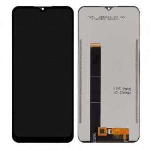 Дисплей Doogee X95, с тачскрином, Original PRC, Black