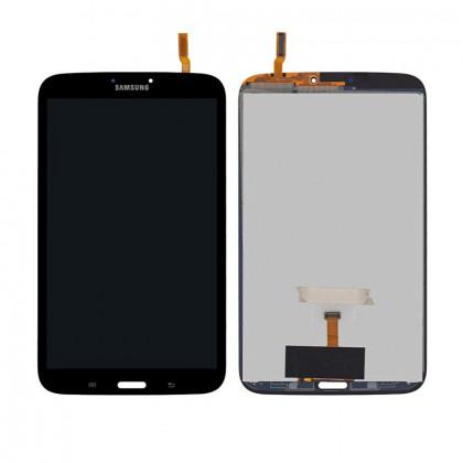 Дисплей Samsung T310 Galaxy Tab 3 8.0, T3100, T311, T3110, T315 LTE,  (версия WiFi), с тачскрином, Black, фото № 1 - ukr-mobil.com