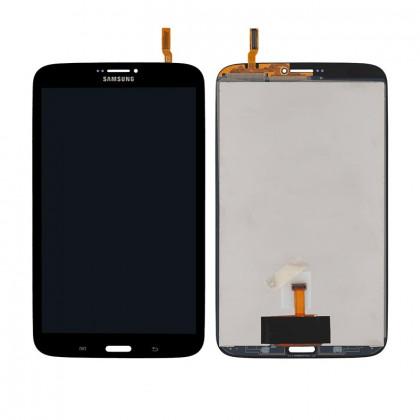 Дисплей Samsung T310 Galaxy Tab 3 8.0, T3100, T311, T3110, T315 LTE, (версия 3G), с тачскрином Black, фото № 1 - ukr-mobil.com