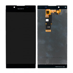 Дисплей Sony G3311 Xperia L1, G3312 Xperia L1, G3313 Xperia L1, с тачскрином, High Copy, Black