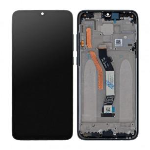 Дисплей Xiaomi Redmi Note 8 Pro, с тачскрином, с рамкой, Original PRC, Black