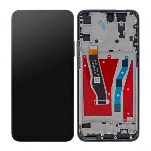 Дисплей Huawei P Smart Z, Y9 Prime 2019, Y9S, Honor 9X (STK-LX1, STK-L21, STK-L22),  с тачскрином, с рамкой, Original PRC, Black