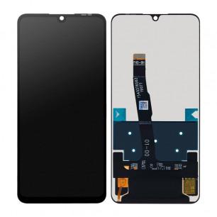 Дисплей Huawei P30 Lite, Nova 4e (MAR-L21, LX2, LX1M), с тачскрином, Original PRC, Black
