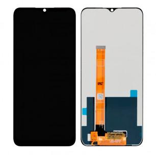 Дисплей Oppo A31, A5 2020, A9 2020, Realme 5, Realme 5S, Realme 5i, Realme 6i, Realme C3, с тачскрином, Original PRC, Black