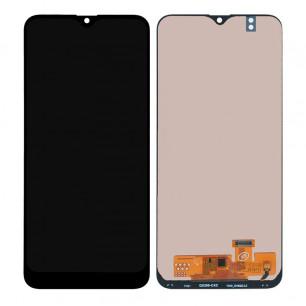 Дисплей Samsung A205 Galaxy A20 2019, с тачскрином, INCELL, Black