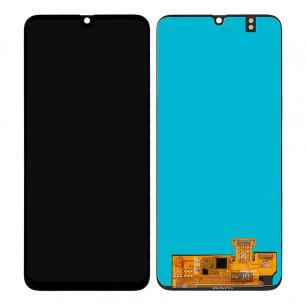 Дисплей Samsung A305 Galaxy A30 2019, с тачскрином, OLED, Black