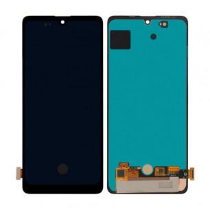 Дисплей Samsung A715 Galaxy A71, с тачскрином, OLED, Black