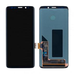 Дисплей Samsung G960 Galaxy S9, с тачскрином, Original PRC, Black