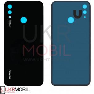 Задняя крышка Huawei Nova 3i, P Smart Plus (INE-LX1), Original PRC, Black