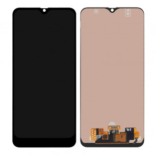 Дисплей Samsung A407 Galaxy A40s, M215 Galaxy M21, M305 Galaxy M30, M307 Galaxy M30s, M315 Galaxy M31, с тачскрином, INCELL, Black