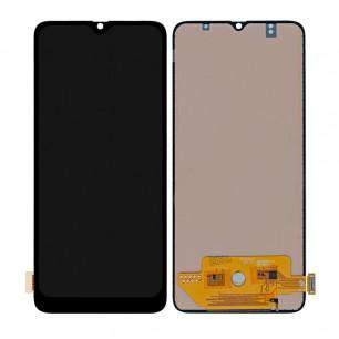 Дисплей Samsung A705 Galaxy A70 2019, с тачскрином, INCELL, Black