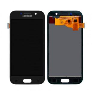 Дисплей Samsung A520 Galaxy A5 2017, с тачскрином, TFT (с регулируемой подсветкой), Black
