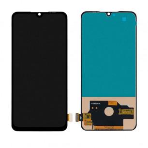 Дисплей Xiaomi Mi 9 Lite, Mi CC9, с тачскрином, TFT, Black