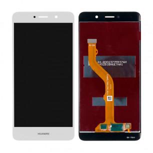 Дисплей Huawei Y7 2017 (TRT-LX1, TRT-L21), Y7 Prime 2017, Nova Lite Plus, Enjoy 7 Plus, с тачскрином, High Copy, White