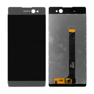 Дисплей Sony F3212 Xperia XA Ultra Dual, F3215 Xperia XA Ultra Dual, F3216 Xperia XA Ultra Dual, с тачскрином, Grey