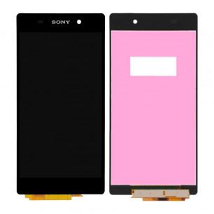 Дисплей Sony D6502, D6503 Xperia Z2, с тачскрином, Black