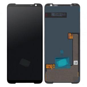 Дисплей Asus ROG Phone 3 ZS661KL, с тачскрином, Original, Black