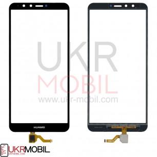 Сенсор (тачскрин) Huawei Y9 2018 (FLA-LX1, FLA-LX2, FLA-LX3), Enjoy 8 Plus, Black