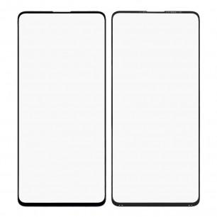 Стекло дисплея Samsung A515 Galaxy A51, с OCA пленкой, Original, Black
