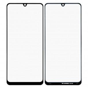 Стекло дисплея Samsung A315 Galaxy A31, с OCA пленкой, Original, Black