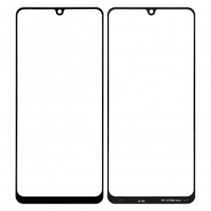 Стекло дисплея Samsung A315 Galaxy A31, Original, Black