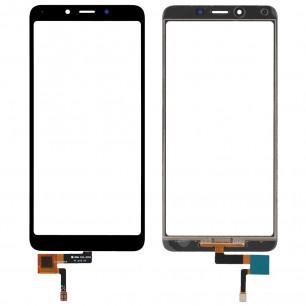 Сенсор (тачскрин) Xiaomi Redmi 6, Redmi 6a, Original PRC, Black
