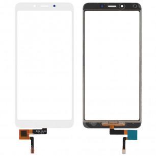 Сенсор (тачскрин) Xiaomi Redmi 6, Redmi 6a, Original PRC, White