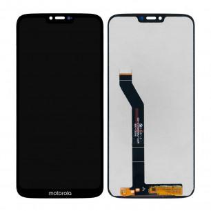 Дисплей Motorola XT1955 Moto G7 Power, с тачскрином, Original PRC, Black