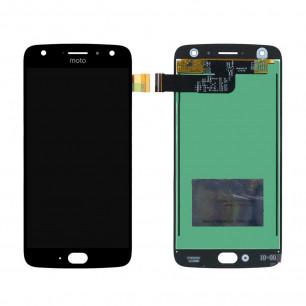 Дисплей Motorola XT1900 Moto X4, с тачскрином, Black