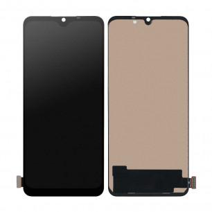 Дисплей Oppo A91, Reno 3, с тачскрином, TFT, Black