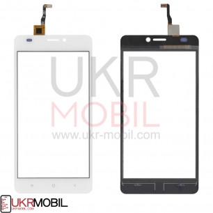 Сенсор (тачскрин) Bravis A503 Joy Dual Sim, Oukitel C3, S-TELL M510, White