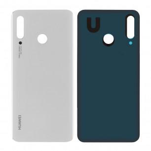 Задняя крышка Huawei P30 Lite (MAR-L21, MAR-LX1A, MAR-L21A, MAR-L01A), Nova 4e, Original PRC, White
