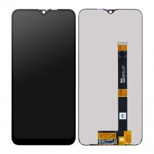 Дисплей Oppo A12, A5s, A7, Realme 3, Realme 3i, с тачскрином, Original PRC, Black