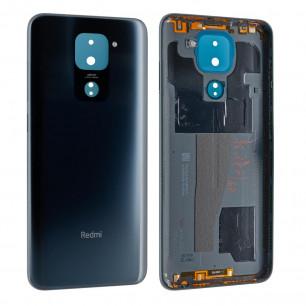 Задняя крышка Xiaomi Redmi Note 9, Original PRC, Onyx Black