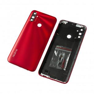 Задняя крышка Oppo Realme C3, Original PRC, Red