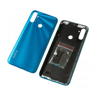 Задняя крышка Oppo Realme C3, Original PRC, Blue