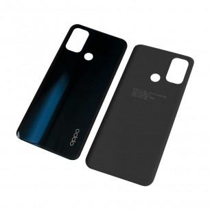 Задняя крышка Oppo A53, Original PRC, Black