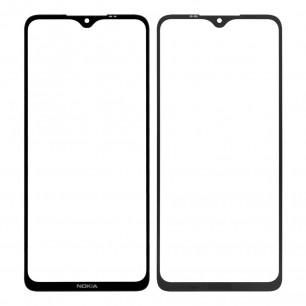 Стекло дисплея Nokia 5.3 TA-1234, TA-1223, TA-1227, Original, Black