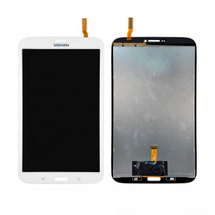 Дисплей Samsung T310 Galaxy Tab 3 8.0, T3100, T311, T3110, T315 LTE, (версия 3G), с тачскрином White