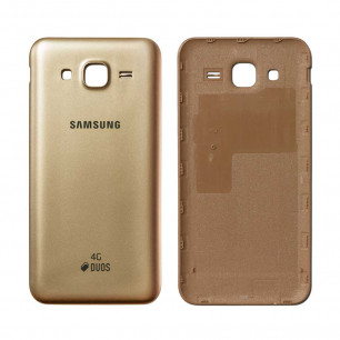 Корпус Samsung J500 Galaxy J5 задняя кришка (high copy) Gold