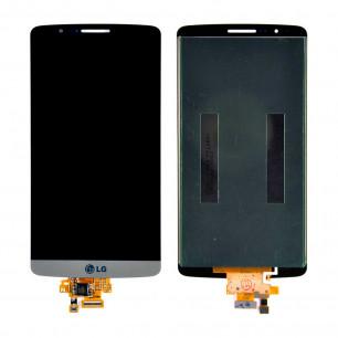 Дисплей LG D855, D856, D858, D859 Optimus G3 с тачскрином, Gold