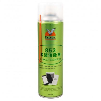 Очиститель-спрей для удаления клея OCA, LOCA 853 550ml - ukr-mobil.com